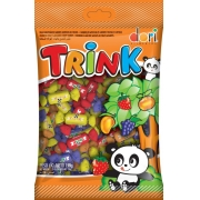 Kit c/ 15un Bala Trink  Frutas 150g