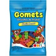 Kit c/ 15un Goma Urso Gomets 100g