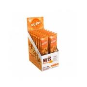 Kit c/2 Display Barra de Nuts Damasco com 12 unidades - Nutry