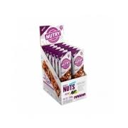 Kit c/2 Display Barra de Nuts Zero Açaí com 12 unidades - Nutry