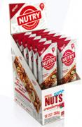 Kit c/2 Display Barra de Nuts Zero Cranberry com 12 unidades - Nutry