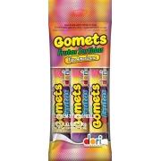 Kit c/ 10un Goma Tubo  Frutas Sortidas 3x32g