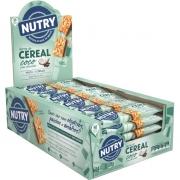 Kit c/3 Display Barra de Cereal Coco com Chocolate com 24 unidades - Nutry