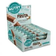 Kit c/3 Display Barra de Fruta de Coco com 24 unidades - Nutry