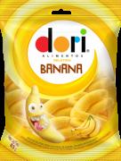 Kit c/ 6un  Bala Gelatina Banana 85g