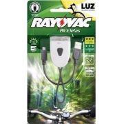 Lanterna Bicicleta Dianteira Recaregável - Rayovac