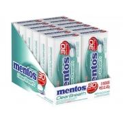 Mentos Clear Breath Wintergreen 420G