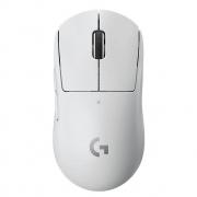 Mouse Sem Fio Gamer G Pro X Wireless Branco Logitech