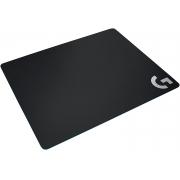 Mousepad Gamer Logitech  de tecido Preto- G240