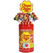 Pirulito Chupa Chups  Pote C/100 Unidades