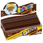 Pirulito Mastigável Frutsy Chocolate 560g