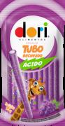 Regaliz Tubo Uva Ácido  70g