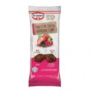Tablete Vegano de Frutas Vermelhas e Chia 60g