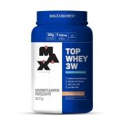 Top Whey 3W Vitamina de Frutas 900g - Max Titanium