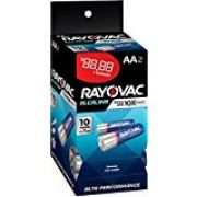 Tubo Expositor Alcalina AA - Rayovac