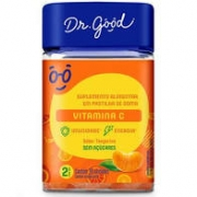 Vitamina C Diet c/ 30 gomas - Dr Good