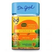 Vitamina C Kids c/ 60 gomas - Dr Good