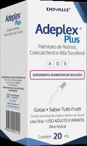 Adeplex Plus Gotas 20ml