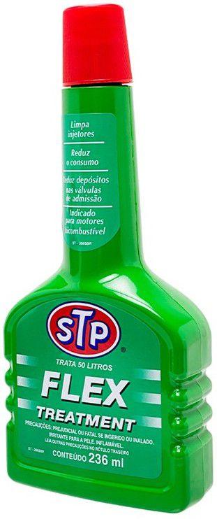 Aditivo Combustível Flex Treatment 236ml - STP