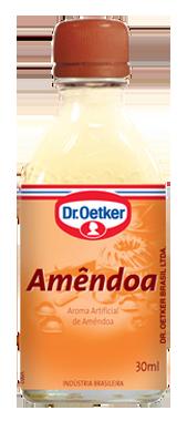 Aroma Amêndoa 30ml