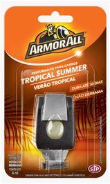 Aromatizante Verão Tropical Armor All - STP