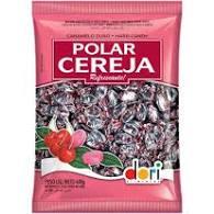 Bala Polar Cereja 600g