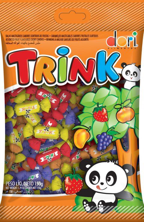 Bala Trink  Frutas 150g