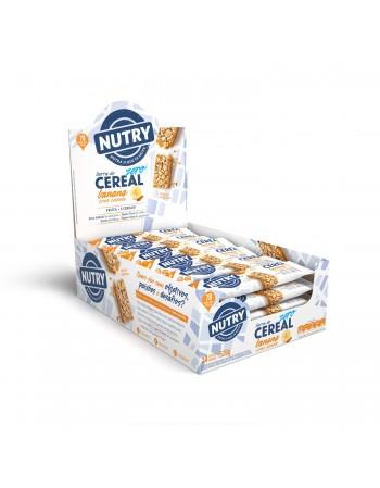 Barra de Cereal Zero Banana com Canela com 24 unidades - Nutry