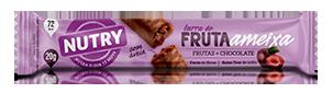Barra de Fruta de Ameixa com 24 unidades - Nutry