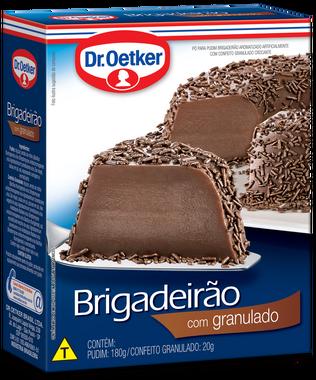 Brigadeirão c/ granulado 200g