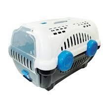 Caixa de Transporte Luxo - Furacão Pet