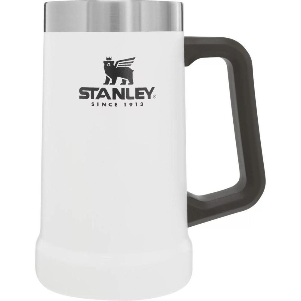 Caneca Térmica de Cerveja Stanley 709 ml - Branco