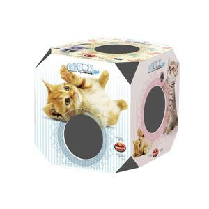 Cat Box Playground - Furacão Pet
