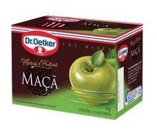 Chá de Maça 15 sachês - Dr. Oetker