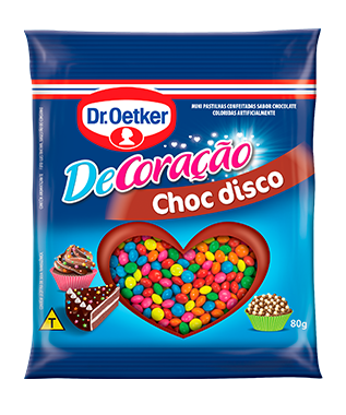 Choco Disco 80g
