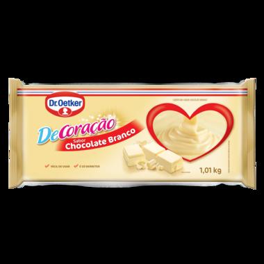 Cobertura Barra Chocolate Branco 1,01kg