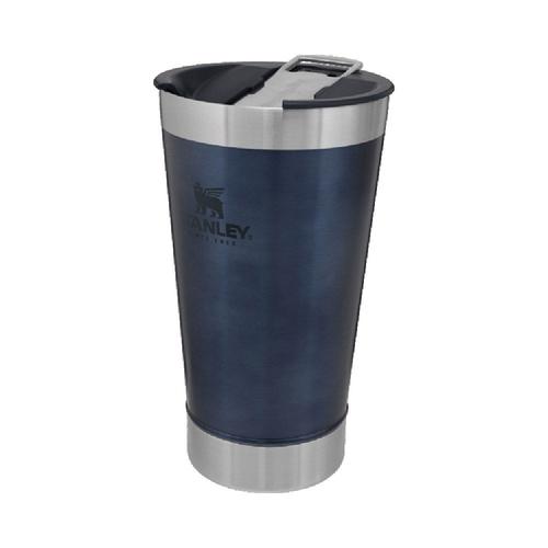 Copo Térmico de Cerveja Stanley c/ tampa 473ml - Azul