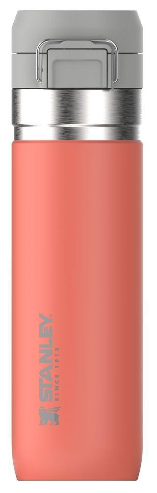 Garrafa Térmica Stanley Go Flip Guava 710ml- Salmão