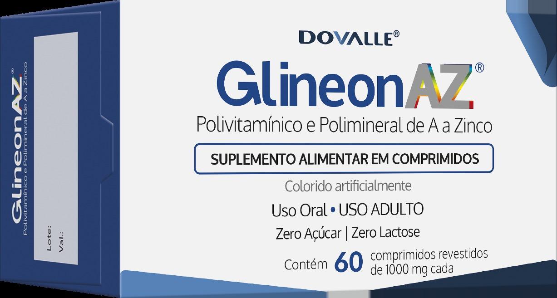 Glineon A-Z c/60 Comprimidos