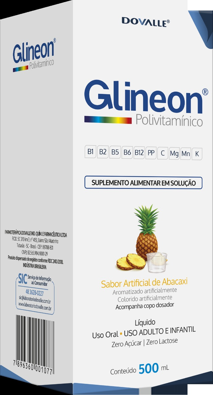 Glineon Polivitamínico Gotas 500ml