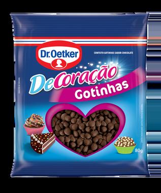Gotinhas 80g