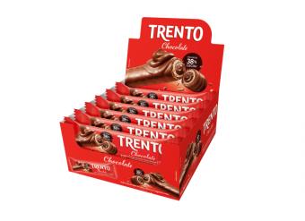 Kit c/ 03 Display Trento Chocolate 512g