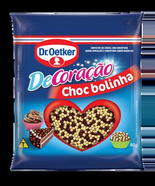 Kit c/ 12un Choco Bolinha 80g