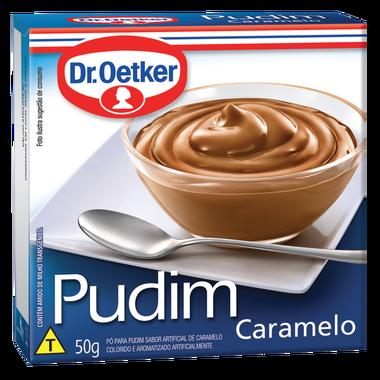 Kit c/ 18un Pudim Caramelo 50g