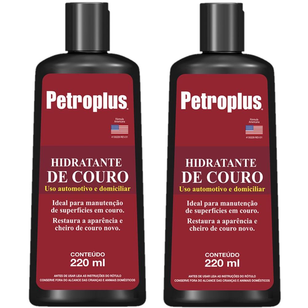 Kit c/ 2un Hidratante De Couro 220ml
