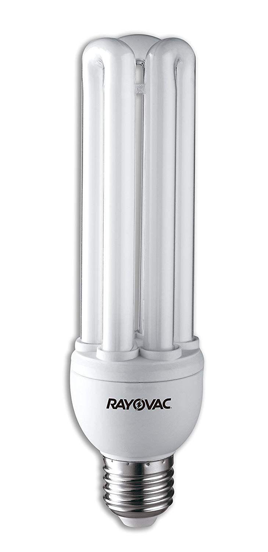 Lâmpada CFL Flat 25W 220V - Rayovac
