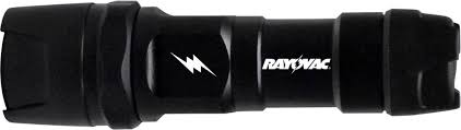 Lanterna Indestrutível Pequena com 3 Pilhas AAA - Rayovac