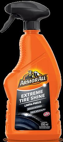Limpa-Pneus Spray 500ml Armor All - STP