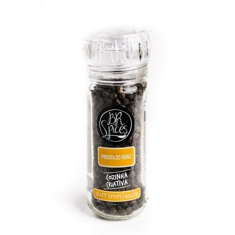Moedor Pimenta do Reino 50g - BR Spices