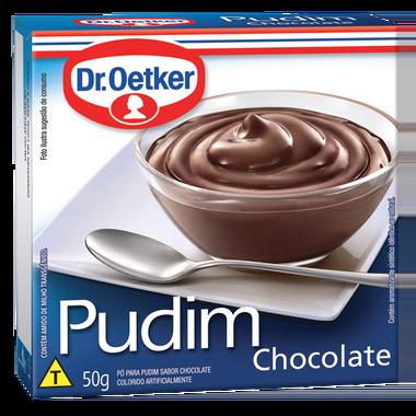 Pudim Chocolate 50g